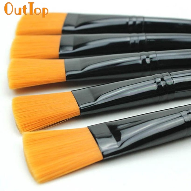 Cosmetic Makeup Mask Brush Fiber -1 PC 5