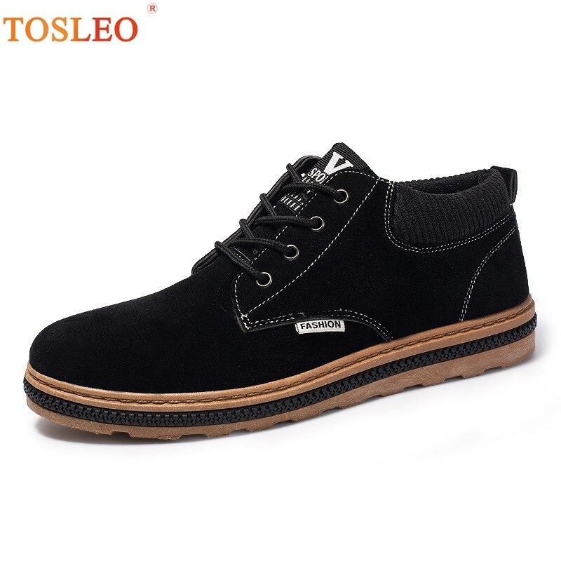 ef2baf1730bae Coton Hiver 44 Hommes brown 39 Bottes Brun Doublure blue Black Chaussures  Confortable Noir B5Idnq