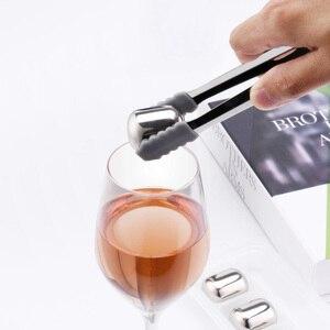 Image 3 - Nouveau Youpin Circle Joy glaçon 304 en acier inoxydable lavable à Long terme utilisation machine à glaçons pour bouchons de vin jus de fruits