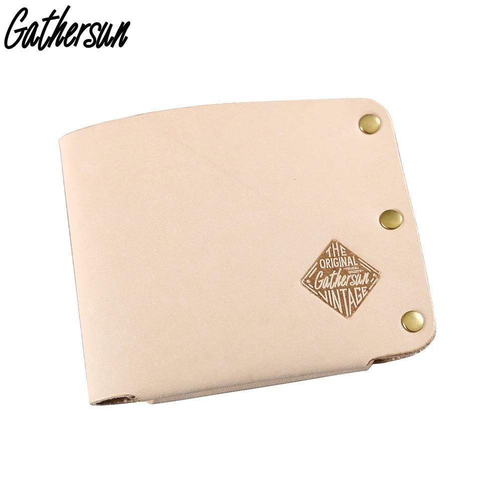 Gathersun Натуральна шкіра гаманець жінок - Гаманці та портмоне
