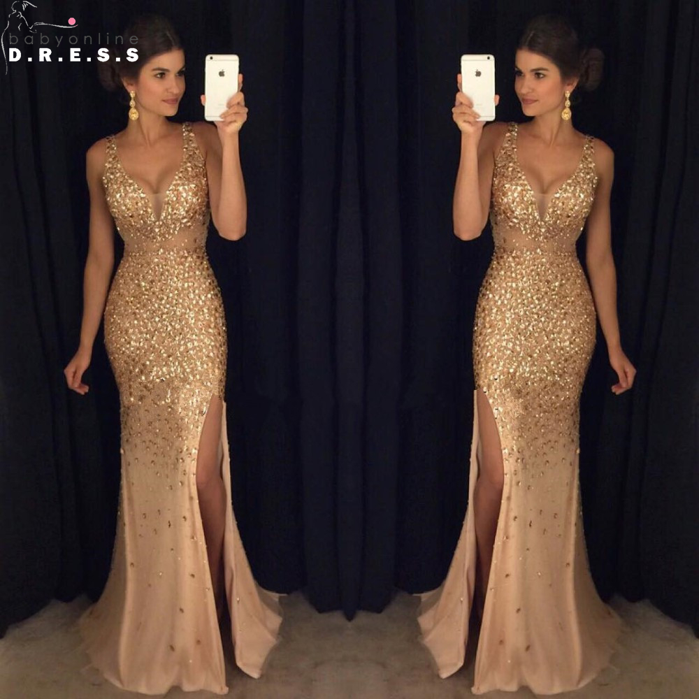 Compare Prices on Mermaid Dress Gold- Online Shopping/Buy Low ...