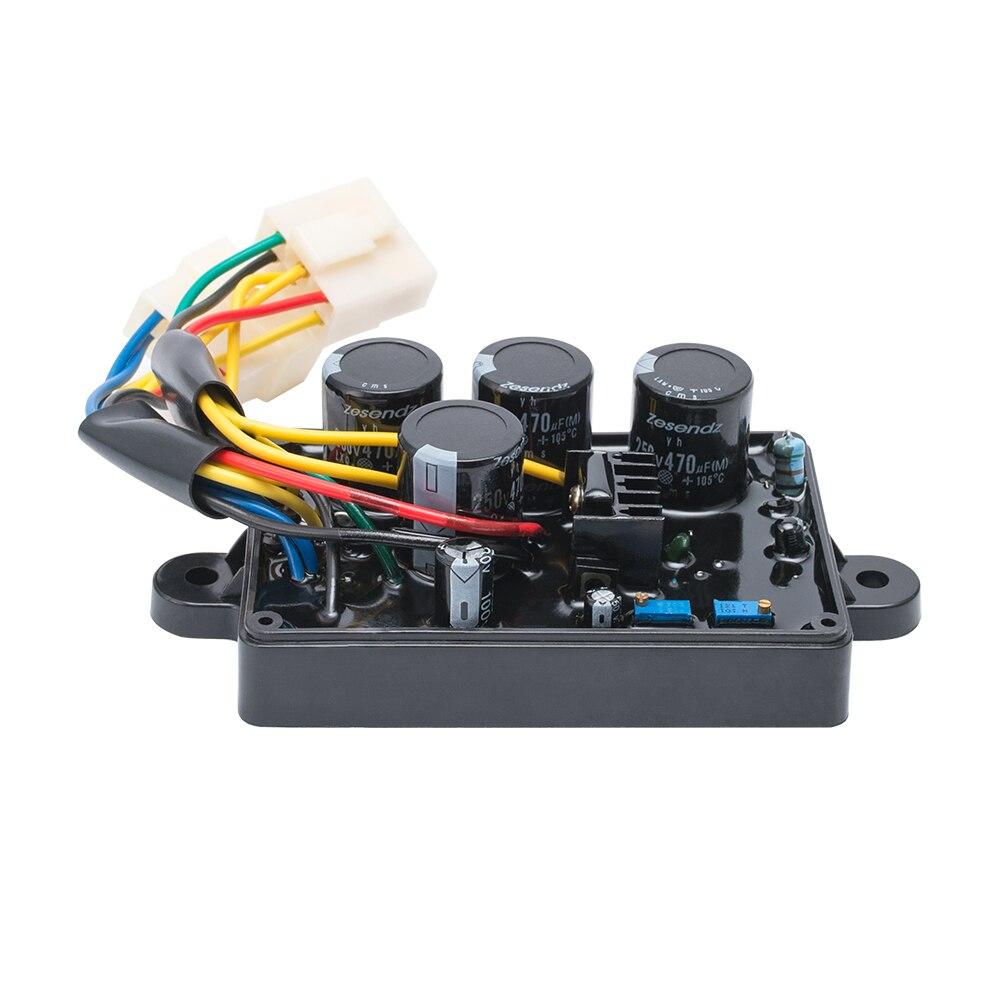 Sx440 Generator Automatic Voltage Regulator Alternator Parts Three Wiring Diagram 186f Engine Avr Diesel Welder Gasoline Welding Control 5kw