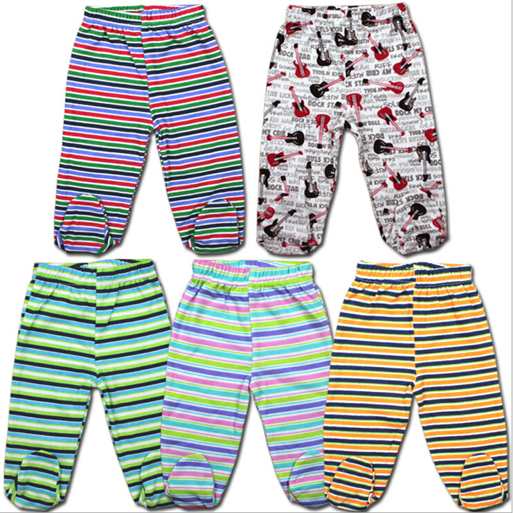 This Sterling Baby 2-Pack Open/Footed Pants is a wardrobe staple for your little one. hooded top with a cute allover kitty print and striped pants with kitty feet. Burt's Bees Baby™ Preemie Dotty Blooms Bodysuit and Thermal Footed Pant Set > Clothing & Accessories > Boys Clothing (Newborn - 4T) > Boys Pants & Shorts; Keep your little.