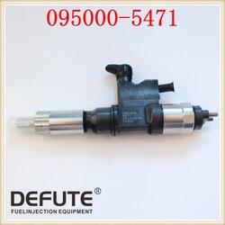 Isuzu 6HK1 4HK1 części silnika wtryskiwacza 095000-5471 9709500-547 095000-5471