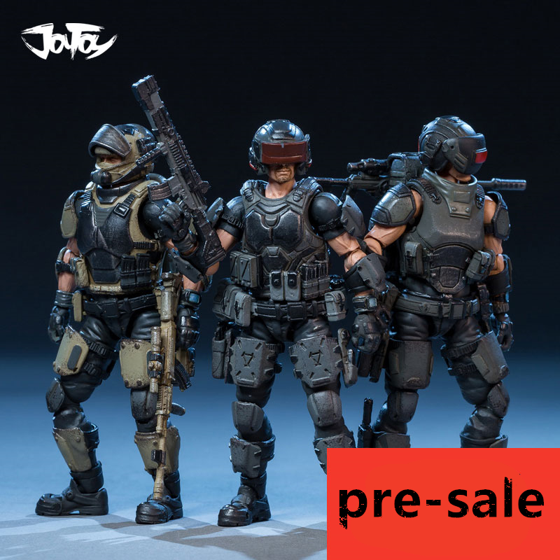 NEW JOY TOY 1:18 soldiers Action Figure soldiers the Russian special Corps(3pcs/lot) Holiday/Birthday Gift Free shipping RD022 free shipping genuine joy toy 1 27 action figure robot military soldier set a birthday present simple packaging