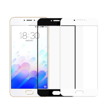 Tempered Glass Full Cowl for Meizu M5 Notice MEIZU M5 M3 be aware m5s mini U20 U10 m3s mx6 Display screen Protector Movie 9H protecting glass