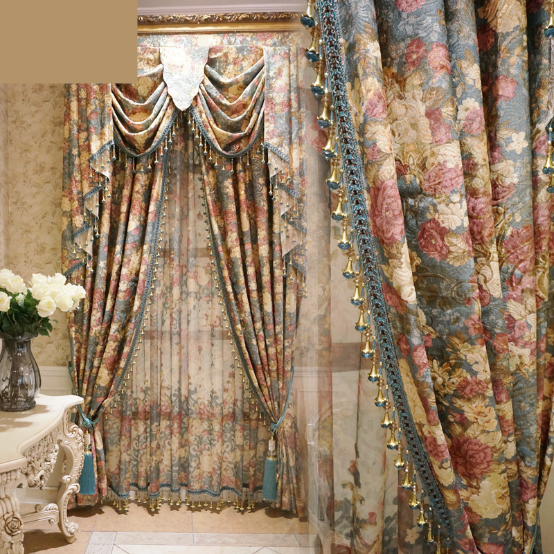 popular country valances curtains-buy cheap country valances