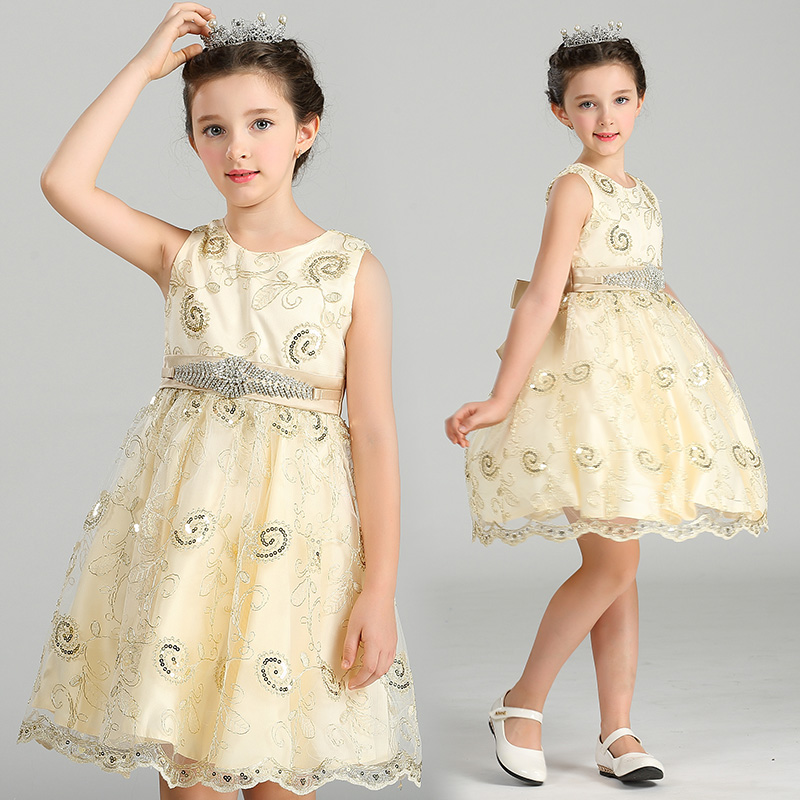 Flower Belts For Wedding Dresses: Aliexpress.com : Buy Wholesale Lace Embroidery Girls Dress