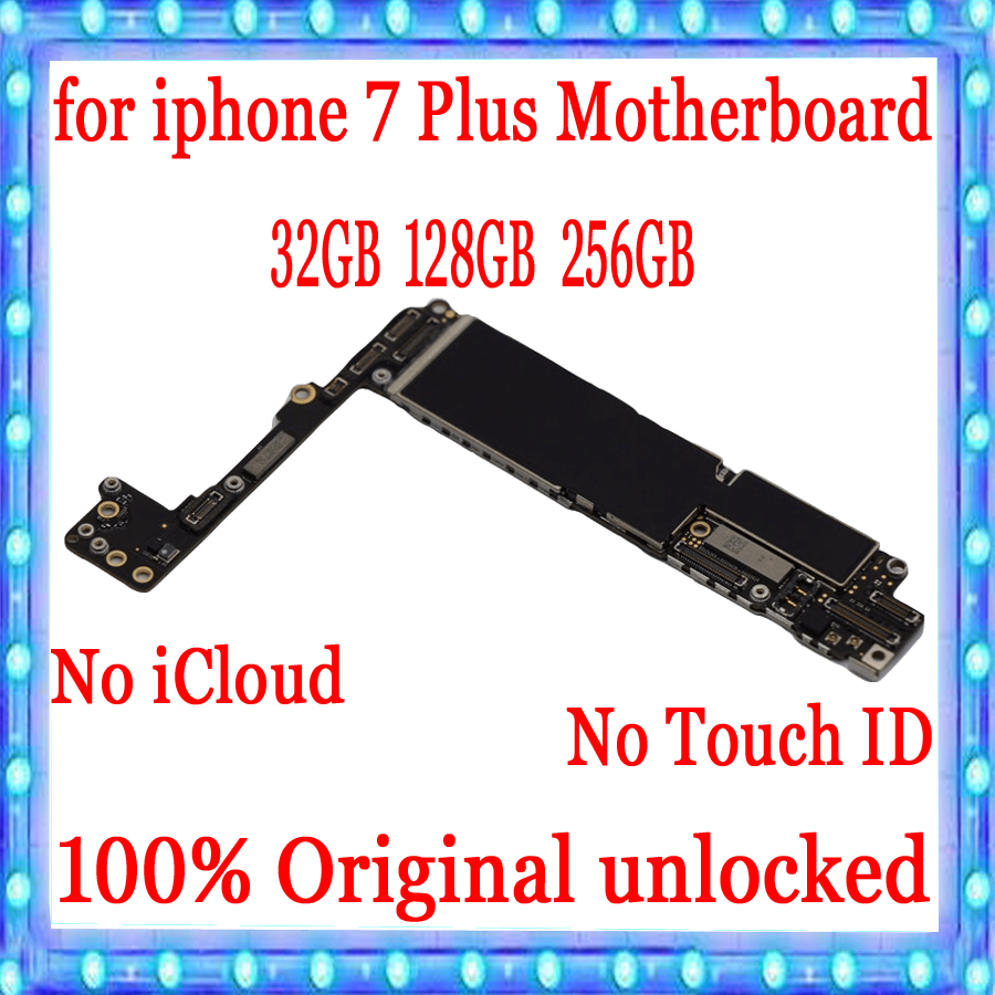 for iphone 7 Plus 5.5inch Motherboard without Touch ID,100% Original unlocked for iphone 7Plus Mainboard +Chip,32GB 128GB 256GBfor iphone 7 Plus 5.5inch Motherboard without Touch ID,100% Original unlocked for iphone 7Plus Mainboard +Chip,32GB 128GB 256GB