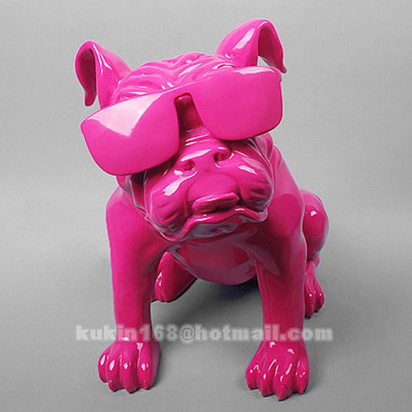 Dog Mannequin