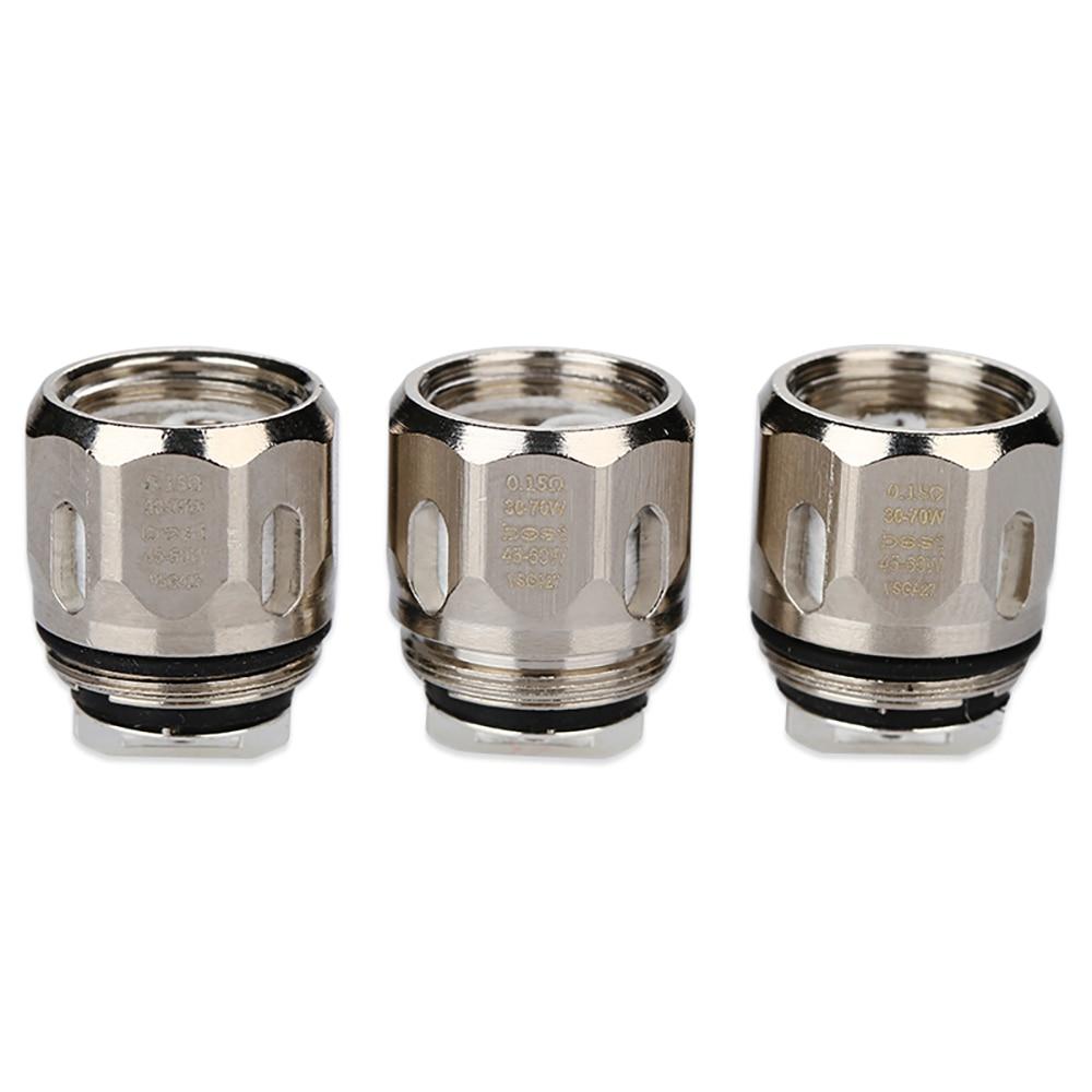 100% Original Vaporesso NRG GT Core Coil 3pcs 0.4ohm/0.15ohm/0.2ohm/0.5ohm for NRG/ NRG SE Tanks Atomizer E-cig Vape Evaporator