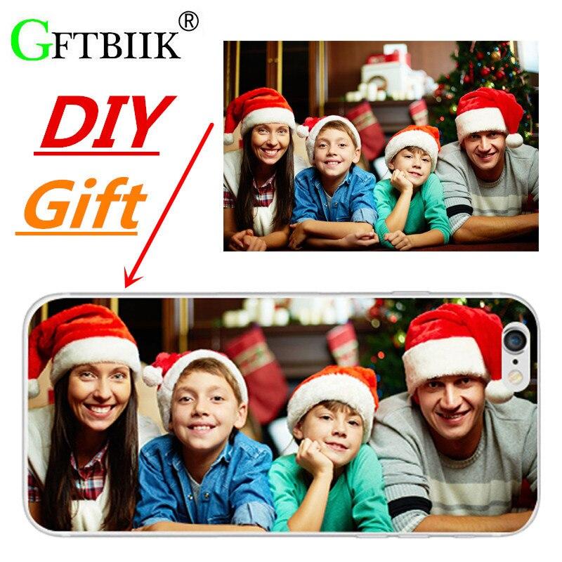 DIY Christmas Gift Design Custom Phone Bag For Samsung Galaxy A5 2017 A520 A520F SM-A520F 5.2 Case Phone Cover LOGO Name