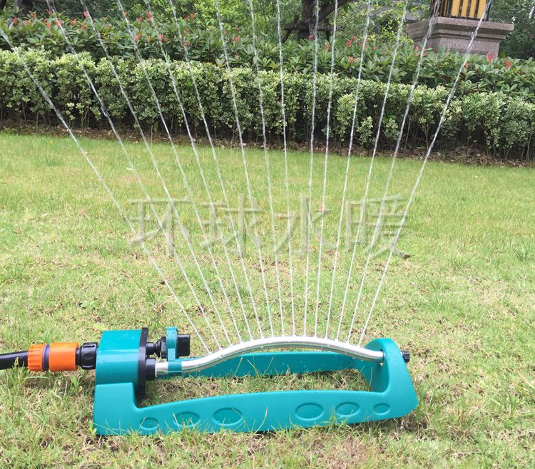 Oszillierende automatische rotierenden düse Garten sprinkler wasser jet wasser zerstäuber