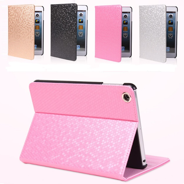 Smart-Cover Korean Craft Apple Mini for 1/2/3-stand Functiontablet Cases Pu-leather/Case/Leather/..