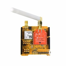 868MHZ LoRa Long Range Transceiver and GPS Expansion Board Shield for Arduino