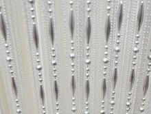 3 m * 3 m A linha de fora da porta de entrada Da Forma corrente do grânulo cortina