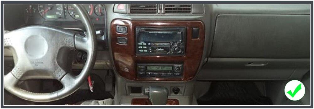 Nissan Patrol Safari (Y61) 2001~201307