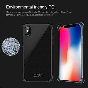 Image 5 - Wireless Charging Qi Receiver Case , NILLKIN Magnetic Wireless Charging Receiver Case for iPhone X 5.8 inch fit Phone Holder