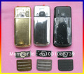 New Black/Silvery/Golden Original Complete full housing cover case + buttons + keypads For NOKIA 6700 6700C, with logo