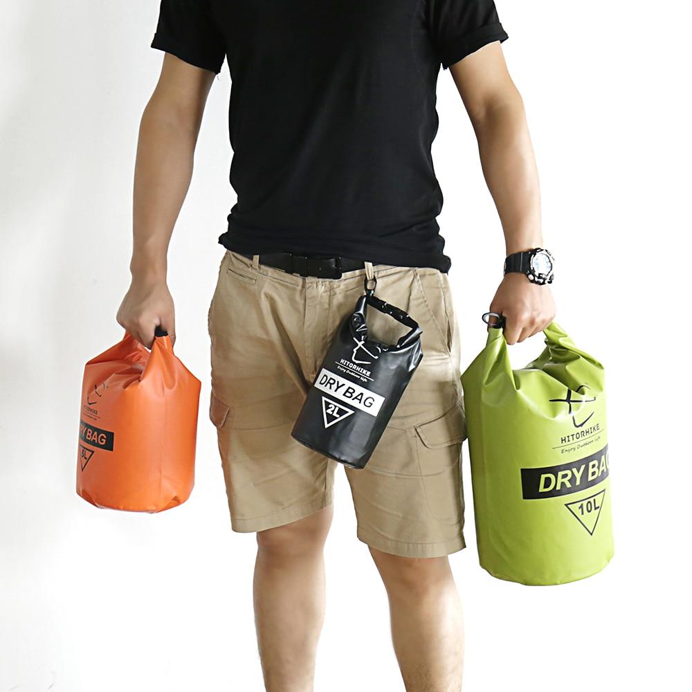 e35aae037 Sacos de Natação natação sacolas mochila material Travel Kits : Rafting  Camping Hiking Swimming