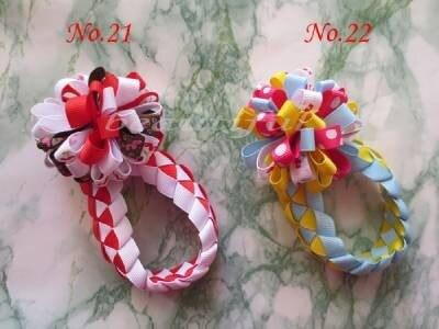 100 pcs Braid Loopy Puffs Ribbon 2.5  Free Shipping. new arrival hair accessories braid loopy puffs ribbon 2 5 hair headband free shipping 50pcs