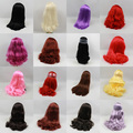 Blyth doll diy scalp wig for cute blyth doll accessory more colors doll hair