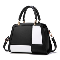 Aresland 2017 Fashionable Large Capacity Women S Handbags Casual Women Tote Bag Black
