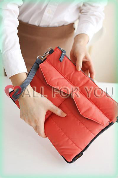 New Arrival Hot selling for iPad Organizer Bags for iPad 2/3 Free Shipping retail storage bag in bag high quality(STB01)