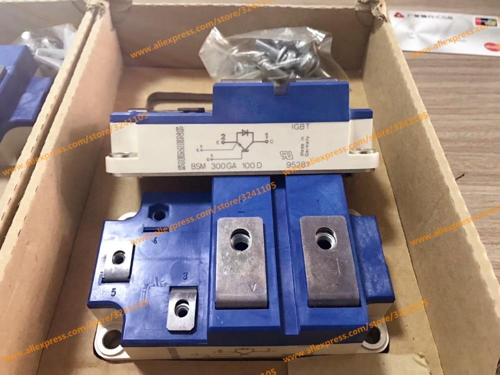 Free Shipping NEW BSM300GA100D MODULE free shipping new 7mbr75ub120 module
