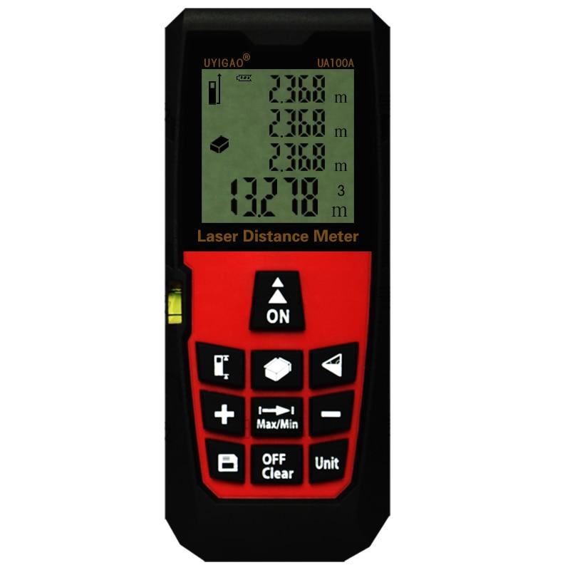 UA100 Laser distance meter Distance meter 100M use pp ua тв онлайн