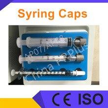 Одноразовые или металлический распылитель кепки для ppp prp с жидкокристаллическим дисплеем чайник Портативный БИО машина для наполнения тары
