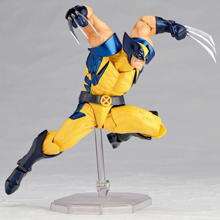 Wolverine Action Figure with Variable Parts 12