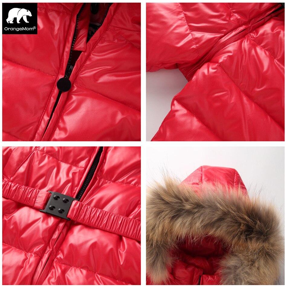 Orangemom magasin officiel bébé hiver combinaison, vêtements chauds et manteaux veste pour filles, bébé vêtements garçons parka vêtements de neige - 2