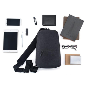 Image 4 - OriginalXiaomi Backpack Chest Bag  Fashion Leisure Bags Travel Urban Bag 200*100*400mm For Men Women Small Size