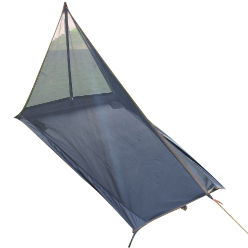 Ultra light parallel chord single Gauze Tent summer mosquito tent black hawk Bivvy