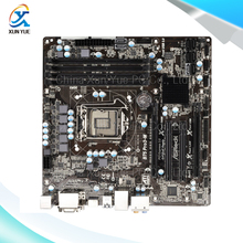 Asrock B75 Pro3-M Original Used Desktop Материнских Плат B75 Сокет LGA 1155 Для i3 i5 i7 DDR3 32 Г USB3.0 Micro-ATX