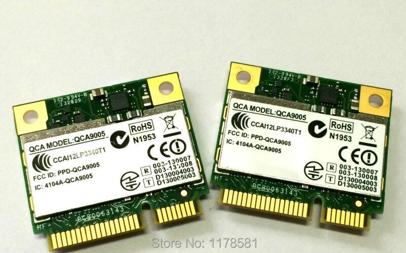 Wireless Dw1601 Qca9005 WiGig 802 11ad 7Gbps Half Mini Wireless Card for  Dell Latitude 6430u E5440 E5540 E6430 E7240 E7440-in Network Cards from