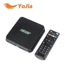 [Auténtica] M8S Plus/M8S + Caja de la TV Androide 5.1 Amlogic S812 Quad Core 2.4G y 5G Wifi 2 GB/8 GB KODI H.265 HEVC Gigabit Lan Set top caja
