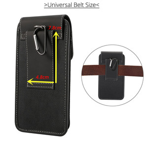 Image 3 - אוניברסלי חגורת קליפ נרתיק עבור Huawei p20 לייט p20 פרו p8 p9 P10 בתוספת מקרה מותניים תיק עבור mate 10 לייט 7 8 9 10pro honor 6 בתוספת