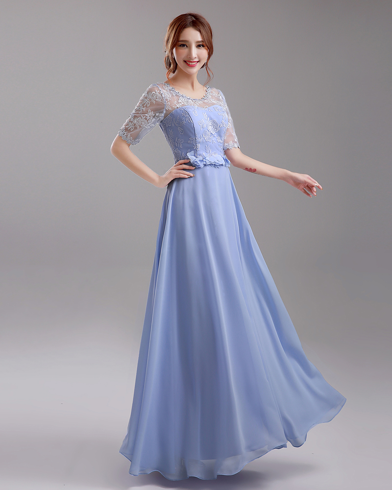 100 baby blue bridesmaid dresses compare prices on baby aliexpress com buy grace light blue bridesmaid dresses 2016 new ombrellifo Images