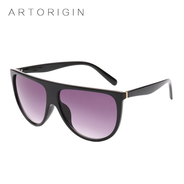 Oversized Vintage Sunglasses for Women