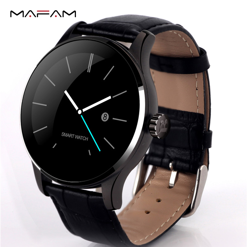MAFAM K88H Support Sport Heart Rate Monitor Smart Watch Bluetooth SmartWatch For Apple Huawei IOS Android xiaomi Smart Watches