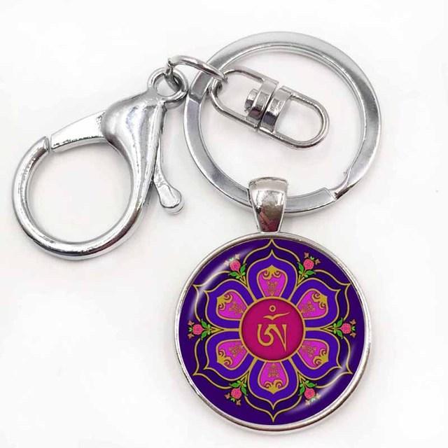 Hindu Keychain