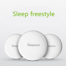 xiaomi mijia sleepace Intelligent sleep sensor APP Remote Control for Andriod & IOS, Zero Radiation Sleep Tracker Monitor