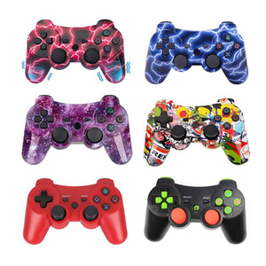 Image 1 - For PS3 Wireless Controller Gamepad For Playstation3 Six Axis Wireless For PS3 Controller Joystick Joy Pad With Cable