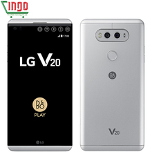 New Original LG V20 Phone H990N 64GB ROM 4GB RAM Snapdragon 820 Dual 5.7'' 16MP Camera Dual Sim Quad Core 4G LTE Smartphone