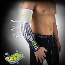 Манжета на открытом воздухе, рукав для рук, для велоспорта, альпинизма, рыбалки, баскетбола, велосипеда, Солнцезащитная пленка для льда, 1 шт., для велоспорта, Солнцезащитный УФ рукав для рук