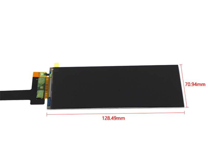 3D Printer Photocuring Display 2560x1440 2K LS055R1SX03 5.5 inch for VR boox touch DIY projector for PC and Raspberry Pi LCD все цены