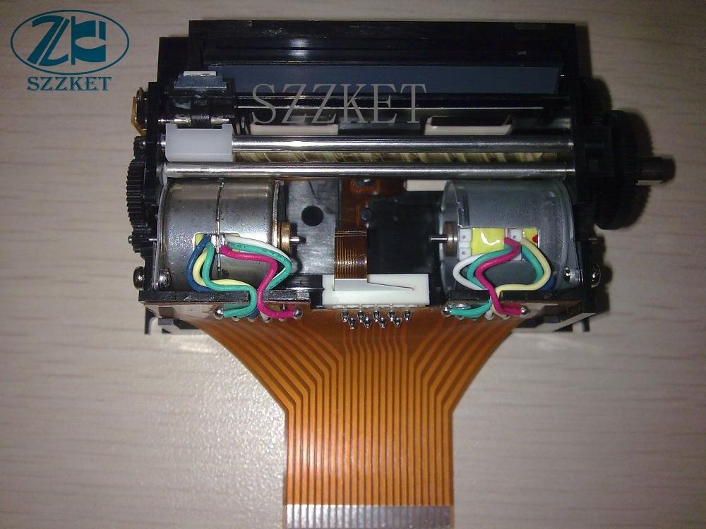 New original thermal print head STP211A 144 E thermal printer core STP211A 144 mini thermal printer