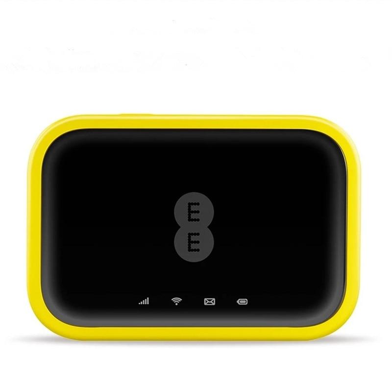 Nouveau routeur 4G Alcatel EE120 sans fil 4G CAT 12 600 Mbps LTE routeur Wifi avec emplacement pour carte SIM Portable batterie 4300 mAh